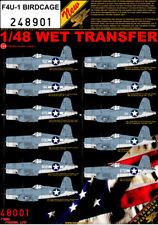 HGW 1/48 Vought F4U-1 Corsair Birdcage # 248901