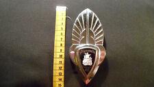 Plymouth : hood ornament emblem, Chrom : Vintage, Oldtimer