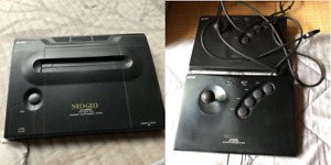 Neo Geo AES Console Controller Advanced Entertainment System SNK 1991