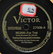 Tommy Dorsey Early Frank Sinatra Neiani Victor 27508 Vocadance This Love of Mine