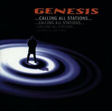 Genesis - Calling All Stations - UK CD album 1997