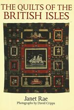 Quilt Pattern Book-The Quilts Of The BRITISH iSLES By Janet Rae