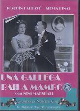 SEALED - UNA GALLEGA BAILA MAMBO (1951) JOAQUIN PARDAVE NEW DVD