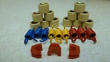 GY6 CLUTCH KIT 50CC 60CC 80CC 90CC 100CC SPRINGS WEIGHTS VARIATOR PILLOWS 139QMB