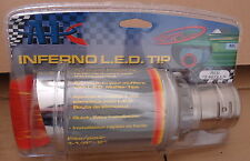 LED LIGHTED EXHAUST TIP