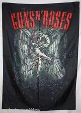 GUNS N' ROSES GNR Cherubin Angel Cloth Poster Flag Fabric Textile Tapestry-New!
