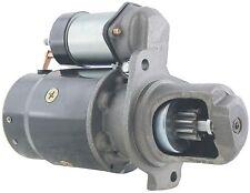 Brand New Usa Built Starter Hyster For H40 H50 323 648 10455322 3001016 296840