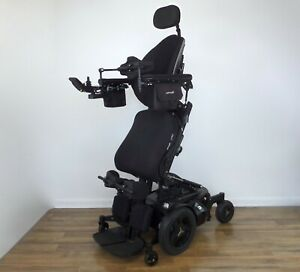 Permobil F5 VS standing wheelchair - ROHO, Lights, New Battery - SHIPS FREE!