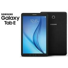 "BRAND New Samsung Galaxy Tab E SM T560 8GB Wi-Fi 9.6"" Inch Black Android Tablet"