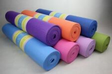6mm Yoga Mat For exercise Fitness,Meditation,Yoga,GYM Workout