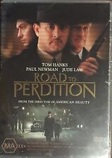 Road To Perdition (DVD, 2004)  Tom Hanks  BRAND NEW & SEALED
