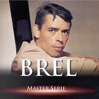 Jacques Brel Master serie 1 (compilation, 16 tracks, 1961-77) [CD]