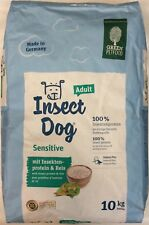 Green Petfood Insect Dog Sensitive 10kg *****+ Geschenk*****