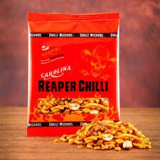 Carolina Reaper - Insane Bombay Mix. Too Hot To Handle Chilli Snack 80g