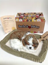 Perfect Petzzz - Huggable Breathing Dog - Shih Tzu