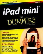 iPad mini For Dummies (For Dummies (Computers))
