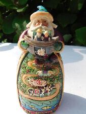 Noah's Ark Santa Jim Shore Santa Figurine 4007947 2007 NO Tag No Box