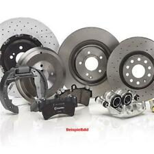 Uat power disc Disques de frein 324mm plaquettes de freins warnkontakt pour l/'avant BMW e60 e61