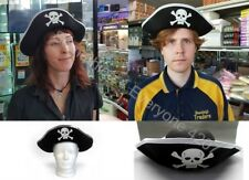 """PIRATE TRICORN HAT"" Aye Me Hearties It's Perfect For Costume Parties"