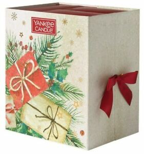 BRAND NEW YANKEE CANDLE 2020 ADVENT CHRISTMAS BOOK CALENDAR