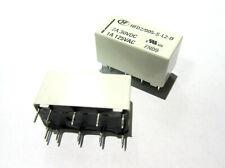 Mini Relais 2 Changeur 2 A 12 V 9-24 V bistabil Hongfa hfd2 Schönwitz 11-02-01-13