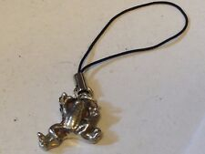 Frog TG329 Fine English pewter Mobile Phone charm