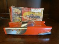 Mattel Dream Car XP-1960 Friction Toy Los Angeles 1954 WITH BOX.  10290
