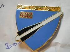 Insigne du 402° REGIMENT ARTILLERIE SOL-AIR (CHALON EN CHAMPAGNE) / Y.DELSART