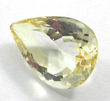 Brazil Pear Transparent Loose Gemstones
