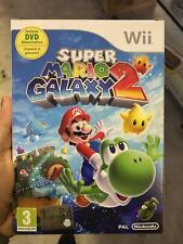 Super Mario Galaxy 2  NINTENDO  WII NUOVO