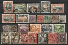 British Guiana Collection 25 Stamps Used