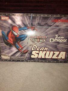 Dean Skuza Team Mopar / Spider Man 2001 Avenger Funny Car