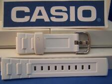 Casio watch band BG-3000; -3003, BGA-113; -110; -116; -1100; BGR-3003 white Rubb