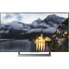 "Sony 49"" Black Ultra HD 4K HDR LED Motionflow XR 960 Smart HDTV - XBR-49X900E"