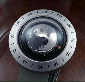 RARE Seiko / Think the Earth / S11 Titanium Quartz Wristwatch