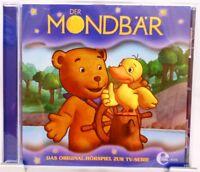 Der Mondbär + CD + Original Hörspiel zur TV-Serie + 3 tolle Folgen für Kinder +