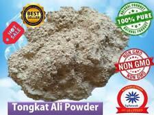 100% puro Tongkat Ali polvo eurycoma longifolia testosterona ganancias de refuerzo 50g