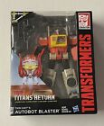 Transformers Generations Titans Return Autobot Blaster And Twin Cast MIB 2014 For Sale