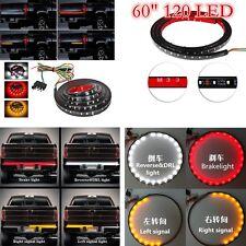 """60"""" Truck SUV Tailgate LED Signal Running Reverse Back Brake Flexible Light Bar"""