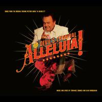 Various Artists - ALLELUIA! THE DEVIL'S CARNIVAL [New Vinyl LP] Black, Red