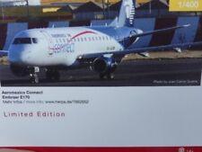 1/400 Herpa Aeroméxico Connect Embraer E170 - XA-GAM 562652
