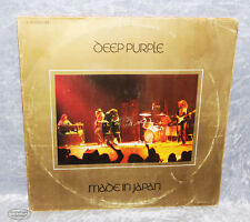 deep Purple made in Japan 1972 Electrola C18893915/916 Doppel 2 LP Vinyl
