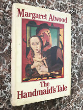 The Handmaid's Tale, Margaret Atwood 1985 First Edition