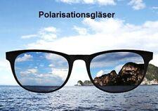 2 Polarisierte Sonnenbrillengläser Kunststoff 1,5 HART-R-SET KONTRASTSTEIGERND