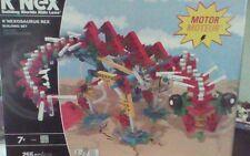 K'Nex Motorized Knexosaurus Rex Building Set 255 Piece Nib