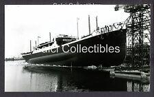 1960's Fulda Ocean Liner Ship Photo 6 x 10