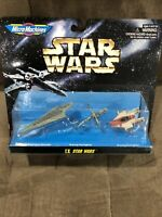 Star Wars Micro Machines IX Star Wars Super Star Destroyer B-Wing & A-Wing New