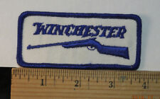 Vintage Winchester   Embroidered Sew-on Patch