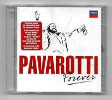 CD / PAVAROTTI FOREVER / DOUBLE ALBUM 41 TITRES DECCA 2007