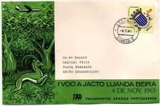 Sobre Primer Día I Voo a Jacto Luanda Beira. Transportes Aéreos Portugueses. 04-